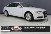 Used 2014 Audi A6 2.0T Premium Plus 4dr Sdn Quattro Sedan in Houston, TX