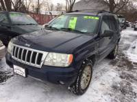 2004 Jeep Grand Cherokee Limited 4WD 4dr SUV
