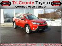 2015 Toyota RAV4 Limited AWD 4dr Limited