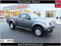 Used 2016 Nissan Frontier SV V6 Truck King Cab Near Reading
