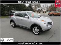 Used 2014 Nissan Juke SV SUV Near Reading