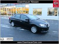 Used 2016 Nissan Sentra FE+S Sedan Near Reading