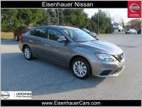 Used 2017 Nissan Sentra SV Sedan Near Reading