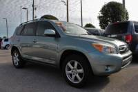 Pre-Owned 2008 Toyota RAV4 4WD 4dr V6 5-Spd AT Ltd Sport Utility