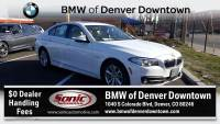 Certified Used 2015 BMW 528i near Denver, CO