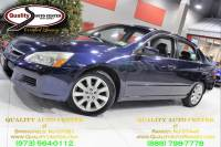 2007 Honda Accord EX-L V-6 4dr Sedan (3L V6 5A)