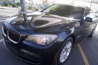2012 BMW 7 Series 750Li 4dr Sedan