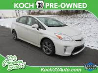 Pre-Owned 2015 Toyota Prius Four FWD 5D Hatchback