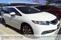 Certified Used 2015 Honda Civic EX For Sale Near Fort Worth TX | NTX Honda Certified Pre-Owned Dealer