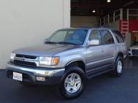 2002 Toyota 4Runner Limited 4WD 4dr SUV