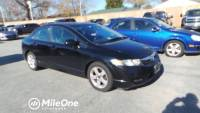2011 Honda Civic LX-S Sedan I4 SOHC 16V i-VTEC