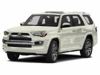 Certified Pre-Owned 2016 Toyota 4Runner Limited 4WD V6 Limited 4x4 in Hiawatha, IA