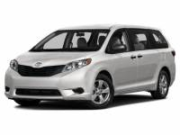 Certified Pre-Owned 2016 Toyota Sienna LIMITED Front-wheel Drive in Hiawatha, IA