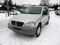 1998 Mercedes-Benz M-Class AWD ML 320 4dr 4MATIC SUV