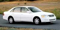 Used 2001 Toyota Avalon 4dr Sdn XL w/Bench Seat (Natl)