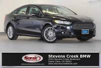 Used 2014 Ford Fusion 4dr Sdn SE Hybrid FWD