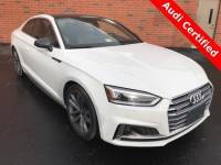 Pre-Owned 2018 Audi S5 For Sale near Pittsburgh, PA | Near Greensburg, McKeesport, & Monroeville, PA | VIN:WAUR4AF54JA007045