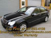 2006 Mercedes-Benz C-Class AWD C 280 Luxury 4MATIC 4dr Sedan