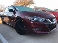 Certified 2017 Nissan Maxima SR Sedan For Sale in Frisco TX