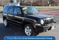 2017 Jeep Patriot Latitude 4x4