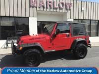 2004 Jeep Wrangler Sport 4x4