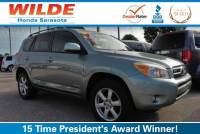 Pre-Owned 2008 Toyota RAV4 4WD 4dr V6 5-Spd AT Ltd 4WD