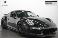 Certified Pre-Owned 2014 Porsche 911 2dr Cpe Turbo S AWD