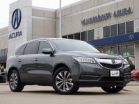 2014 Acura MDX With Technology Package