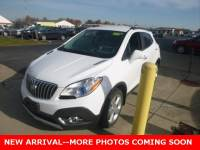 Used 2016 Buick Encore Leather SUV
