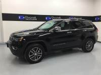 2017 Jeep Grand Cherokee 4x4 Limited 4dr SUV