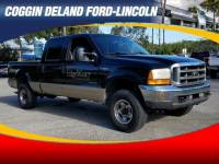 Pre-Owned 2001 Ford Super Duty F-350 SRW Lariat Crew Cab in Jacksonville FL