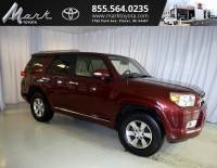 Certified Pre-Owned 2012 Toyota 4Runner SR5 4x4 V6 w/Entune Navigation, Bluetooth, Backup SUV in Plover, WI