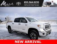 Used 2014 Toyota Tundra SR5 CrewMax 5.7L V8 4x4 w/TRD Off Road Package Truck in Plover, WI
