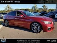 Certified 2015 INFINITI Q50 Sport Sedan in Jacksonville FL