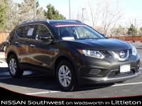 2015 Nissan Rogue SV SUV near Denver