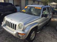 2003 Jeep Liberty Limited 4dr SUV