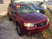 2006 Ford Escape Limited 4dr SUV