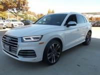 2018 Audi SQ5 Prestige Sport Utility
