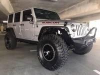 2016 Jeep Wrangler Unlimited 4x4 Rubicon Hard Rock 4dr SUV