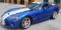 2010 Dodge Viper SRT-10 2dr Coupe