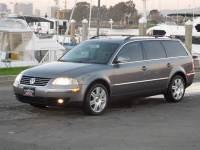 2005 Volkswagen Passat 4dr GLS 1.8T Turbo Wagon