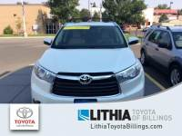 Used 2015 Toyota Highlander in Missoula, MT