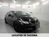 Used 2015 Honda Civic Si for Sale in Tacoma, near Auburn WA