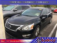 Used 2014 Nissan Altima 2.5 S Sedan in Clearwater, FL