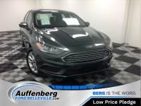 Used 2017 Ford Fusion SE Sedan iVCT for sale in O'Fallon IL