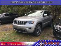 Used 2017 Jeep Grand Cherokee Limited SUV in Clearwater, FL