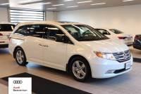 Used 2013 Honda Odyssey Touring Elite Van for Sale in Beaverton,OR