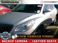 2014 Buick Enclave Leather SUV All-wheel Drive