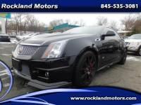 2013 Cadillac CTS V Coupe