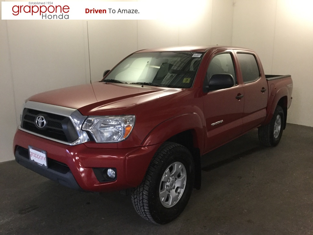 Certified Pre-Owned 2015 Toyota Tacoma Base 4WD